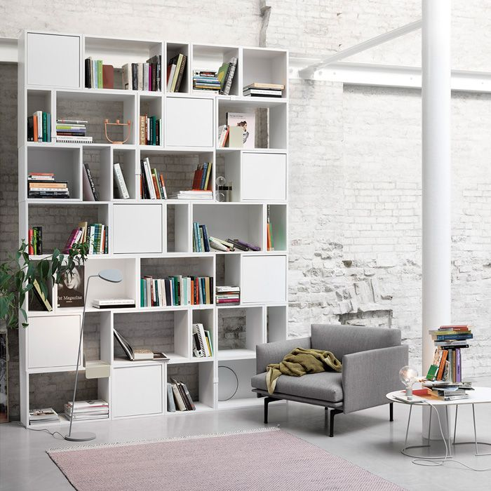 84 best muuto stacked shelving system images on pinterest shelving systems bookcases and. Black Bedroom Furniture Sets. Home Design Ideas