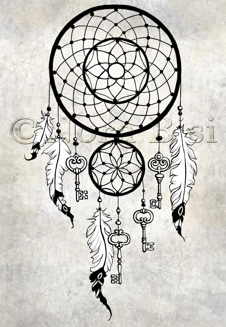 Dreamcatcher by norabisi.deviantart.com on @deviantART ...