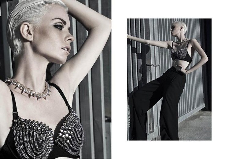 Signature piece- studded bra's for only R295,00
