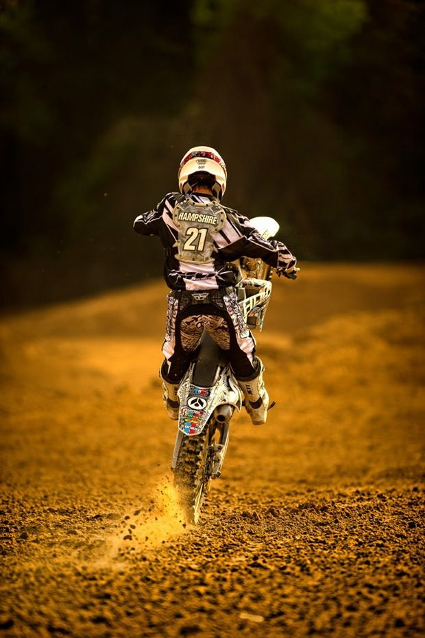 Shooting Motocross At A Dirt Track   Scott Kelbyu0027s Photoshop Insider