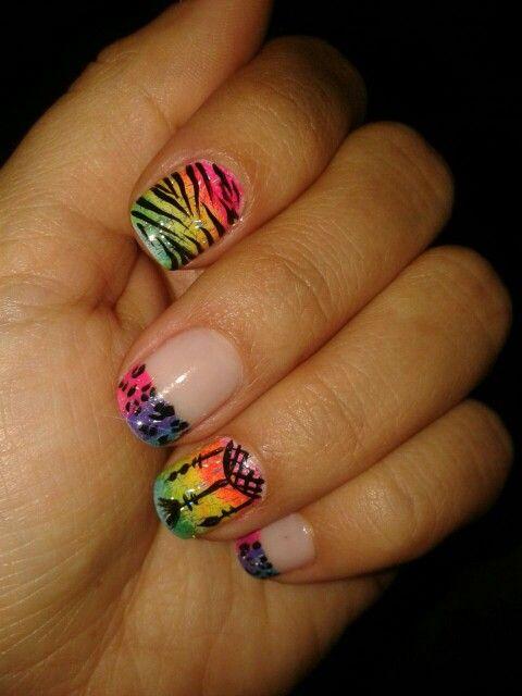 manicure diana
