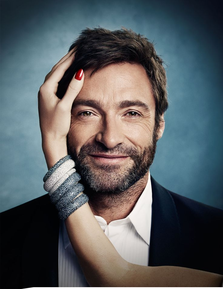 Hugh Jackman; for Town & Country, October 2013
