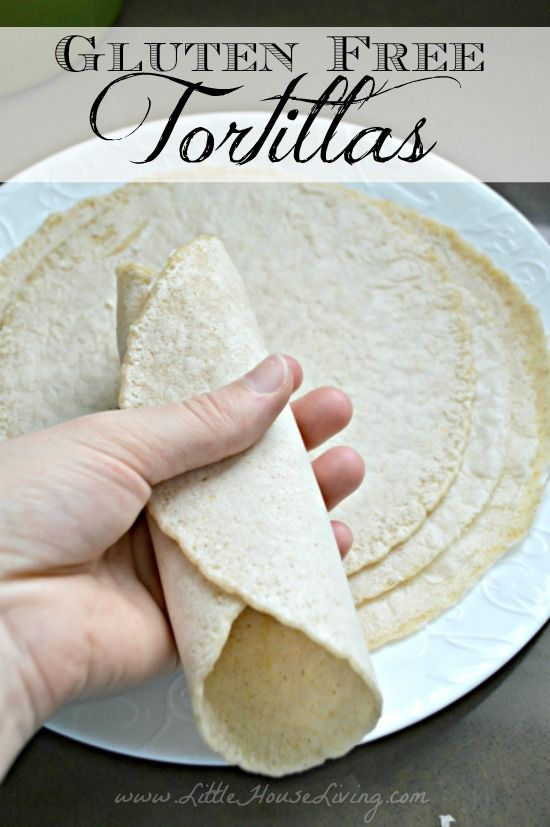 This delicious homemade torillas recipes is gluten free, you have to give it a try!