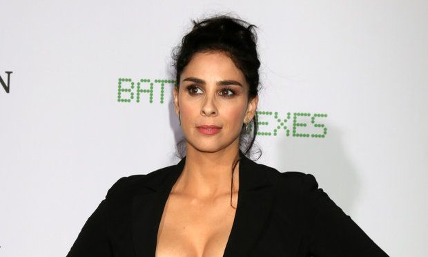 Sarah Silverman's Twitter exchange with a would-be troll will give you hope for 2018