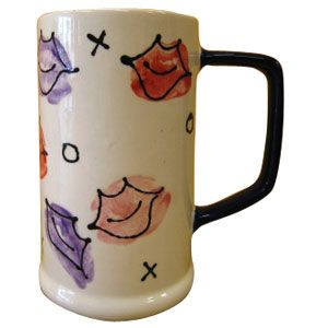 Smooch Mug  For more ideas and inspiration go to http://crockadoodle.com/gallery/great-gifts