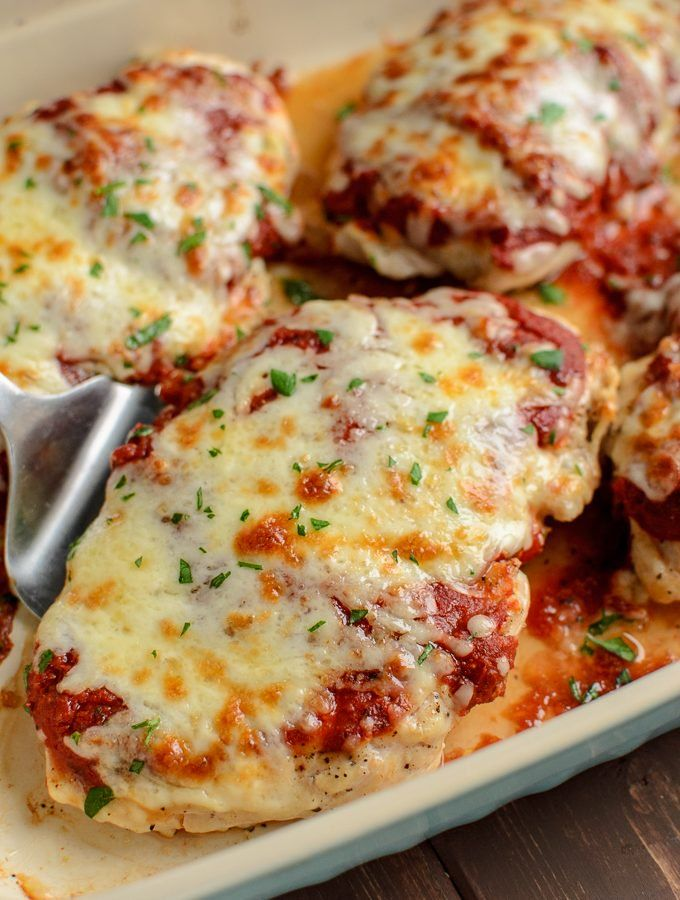 Syn Free Pizza Chicken | Slimming World