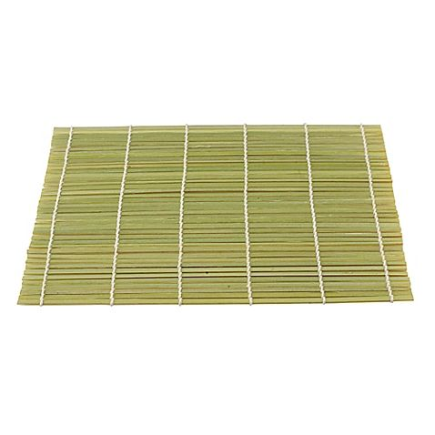 Helen S Asian Kitchen Bamboo Sushi Mat In Green With Images