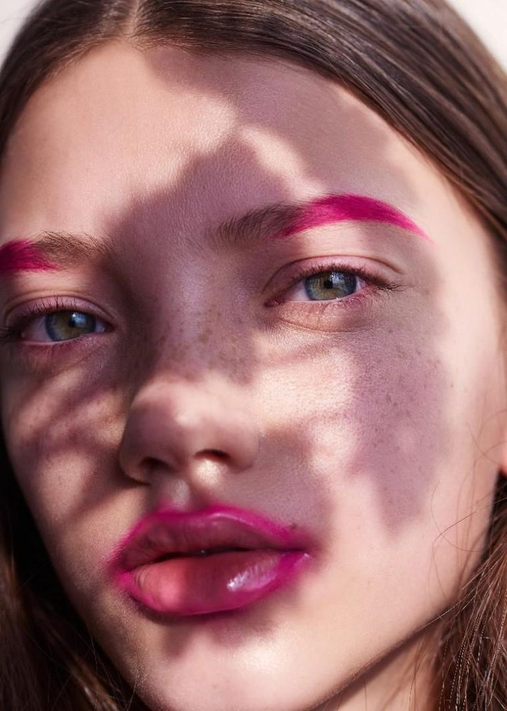 Arisha Kriukova photographed by Fernando Gomez for Vogue Ukraine May 2017