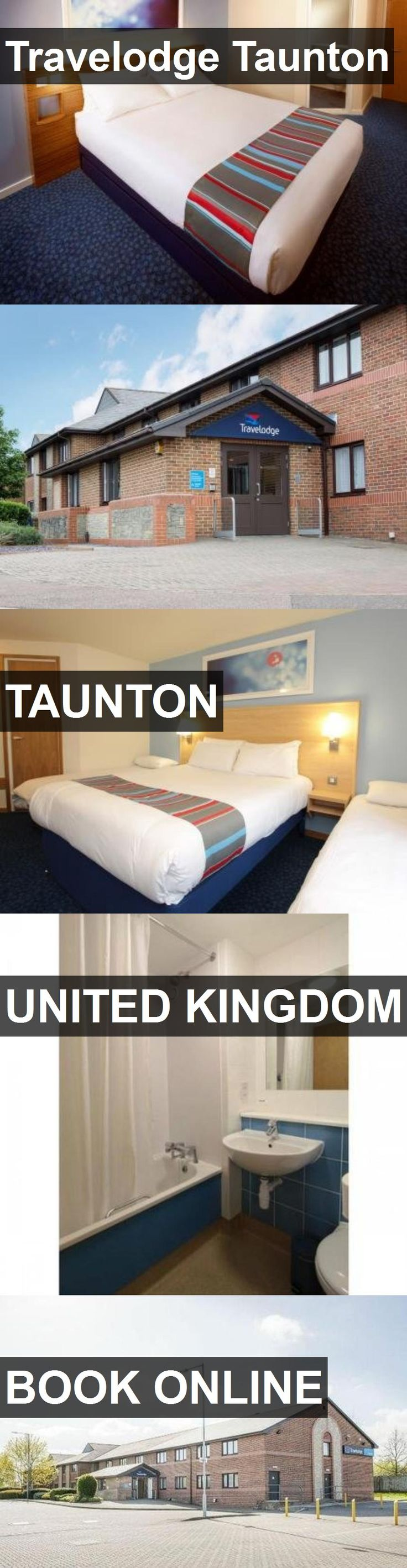 Hotel Travelodge Taunton in Taunton, United Kingdom. For more information, photos, reviews and best prices please follow the link. #UnitedKingdom #Taunton #travel #vacation #hotel