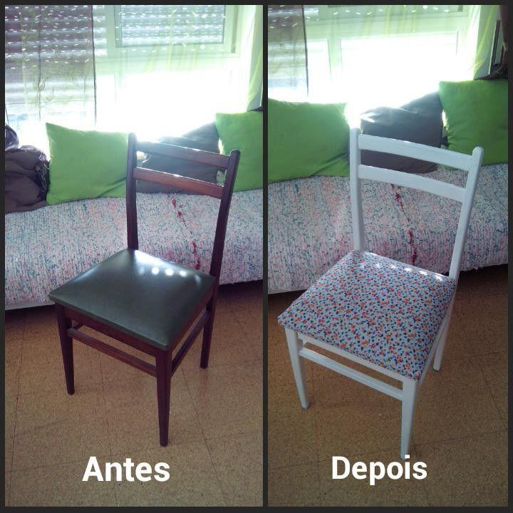 Cadeira com um 'ar mais fresco'!