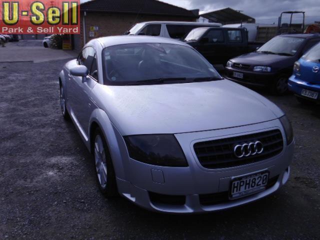 2005 Audi TT 1.8 Turbo for sale | $9,990 | https://www.u-sell.co.nz/main/browse/28950-2005-audi-tt-1.8-turbo-for-sale.html | U-Sell | Park & Sell Yard | Used Cars | 797 Te Rapa Rd, Hamilton, New Zealand