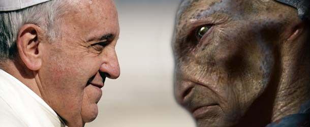 Invasão Alienígena iminente e o Vaticano sabe