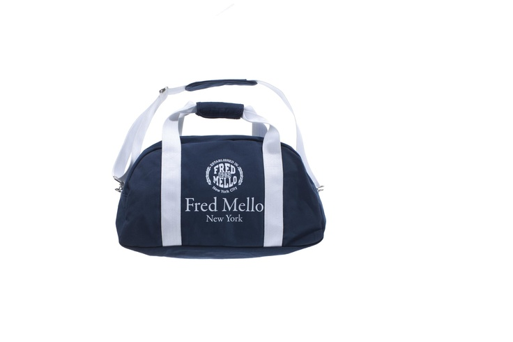 Fred Mello in blu #basiclabel #fredmello #fredmello1982 #newyork #accessories#springsummer2013 #accessible luxury #cool #usa #mancollection#logo#blu#bag