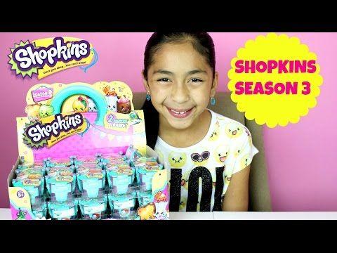 SHOPKINS SEASON 3 OPENING A WHOLE CASE OF SHOPKINS BASKETS| B2CUTECUPCAKES - YouTube