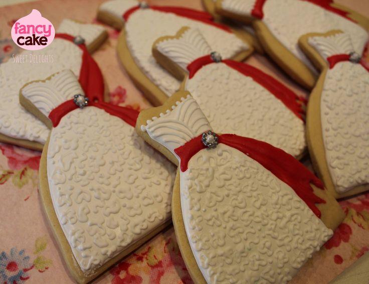 Dresde Wedding Cookies
