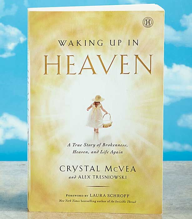 Waking Up in Heaven Book|LTD Commodities