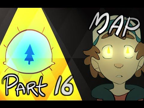 Part 16   Who Are You Really - Gravity Falls MAP - YouTube