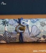 * Bracelet Piou bleu Klein *