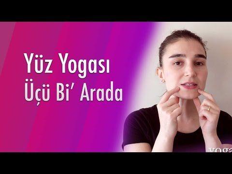 2. Hafta Yüz Yogası - Boyun ve yanak - YouTube