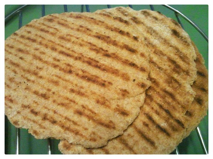 """El método Montignac: Pan """"chato"""" para sandwich - GP"""