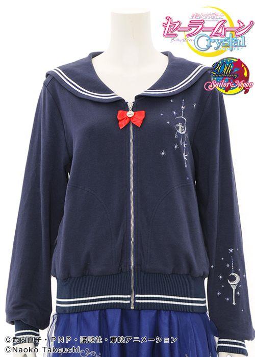 Sailor Moon Crystal x Secret Honey Fashion CollaborationSAILOR MOON COLLECTIBLES