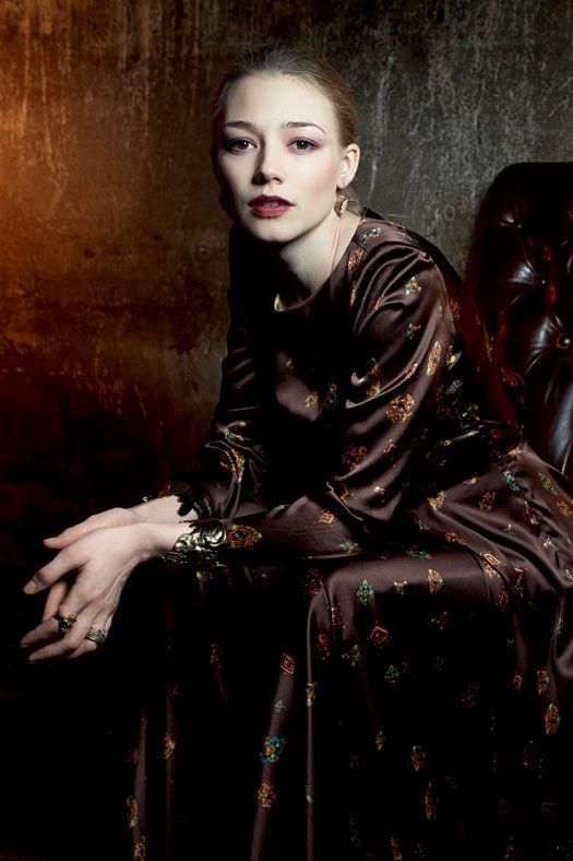 Актриса года Glamour 2012: Оксана Акиньшина
