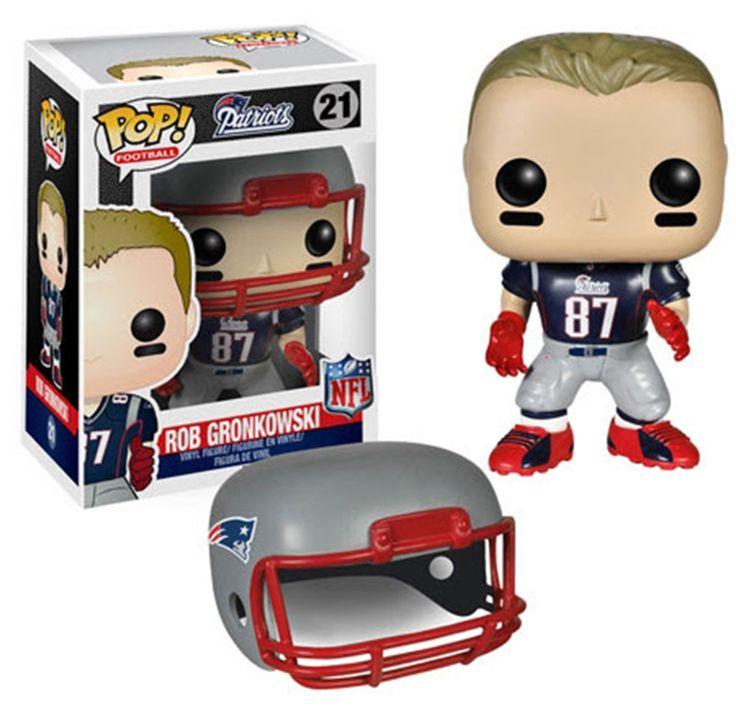 New England Patriots NFL Funko POP Vinyl Figure Rob