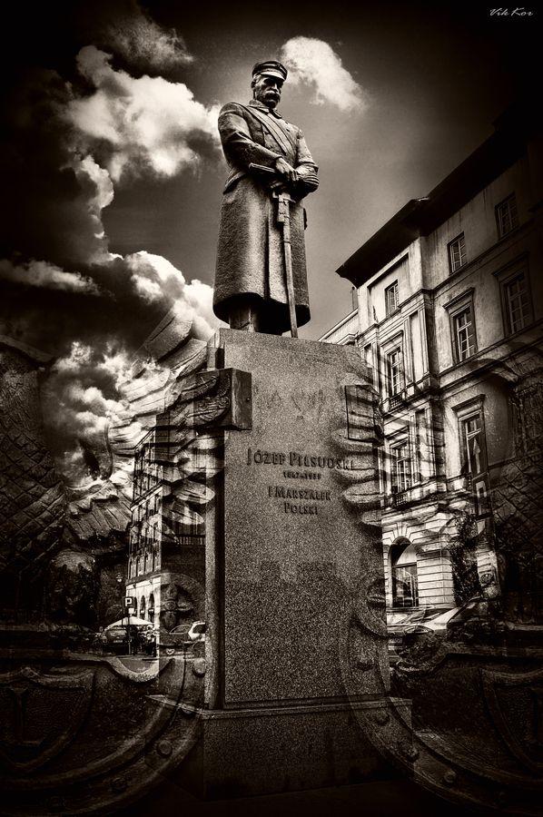 National Independence Day. Józef Klemens Piłsudski