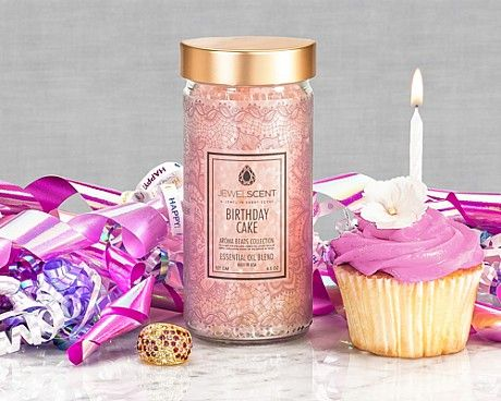 Jewelscent Birthday Cake