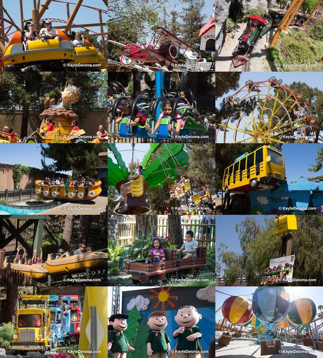 What Can You Do at Knott's Berry Farm with Toddlers?