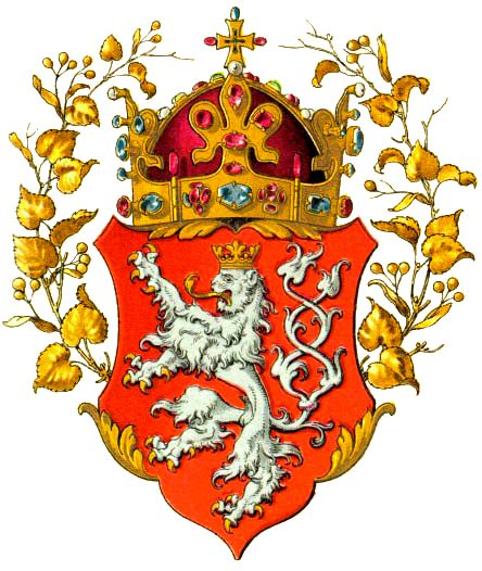Znak českého království - Kingdom of Bohemia - Wikipedia, the free encyclopedia