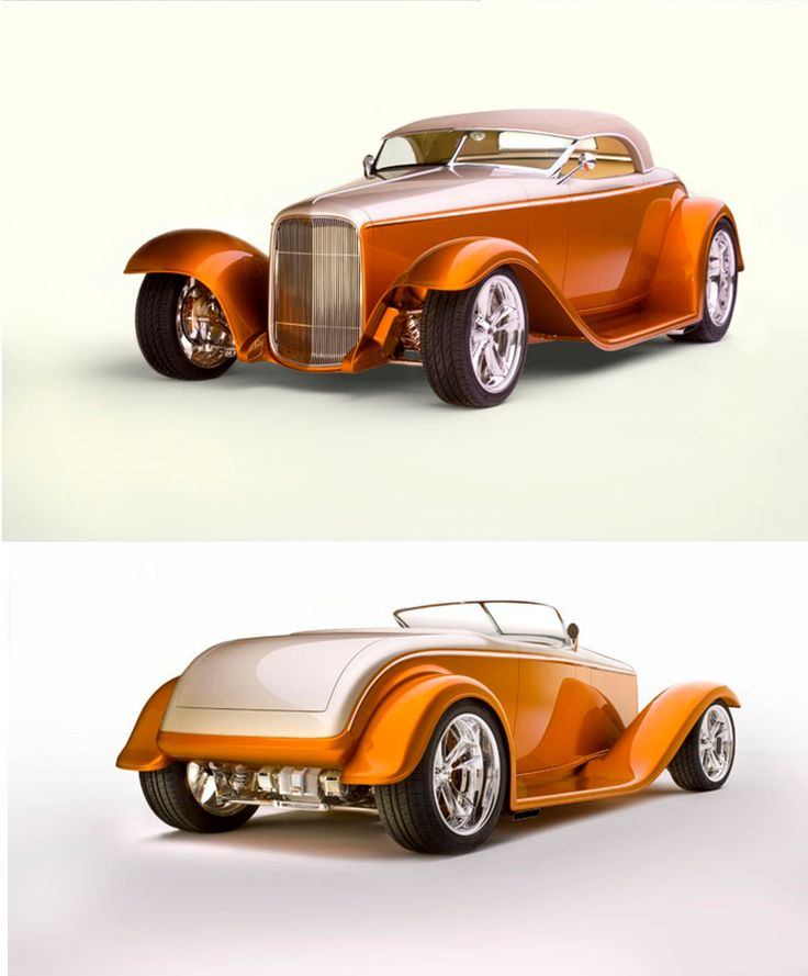 Chip Foose Magnatude 32 Ford