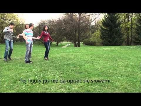 Jak się tańczy belgijkę? - YouTube