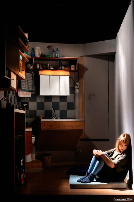Amelia Pidgeon (Natascha Kampusch, 10 Jahre) in 3096 Tage. Ab 28. Februar im Kino!