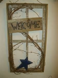 17 best images about old windows on pinterest old wood for Outdoor window frame decor