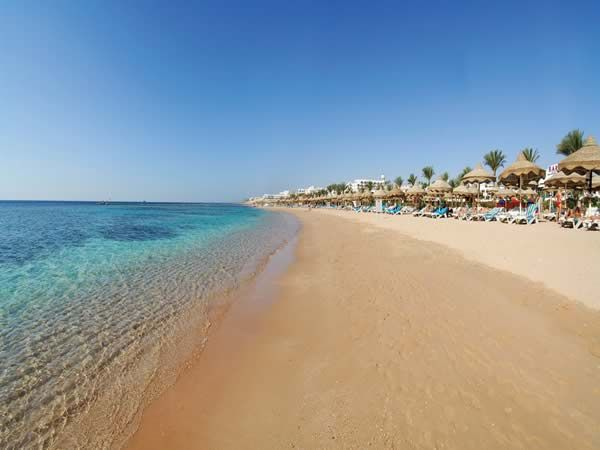 Sharm El Sheikh, Egypt. It is just this beautiful.