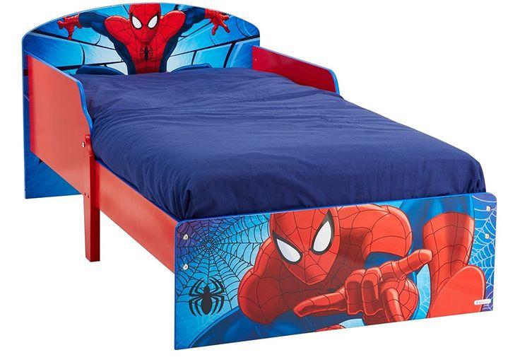 Worlds Apart 454SPA - Cama infantil Spiderman, IndalChess.com Tienda de juguetes online y juegos de jardin
