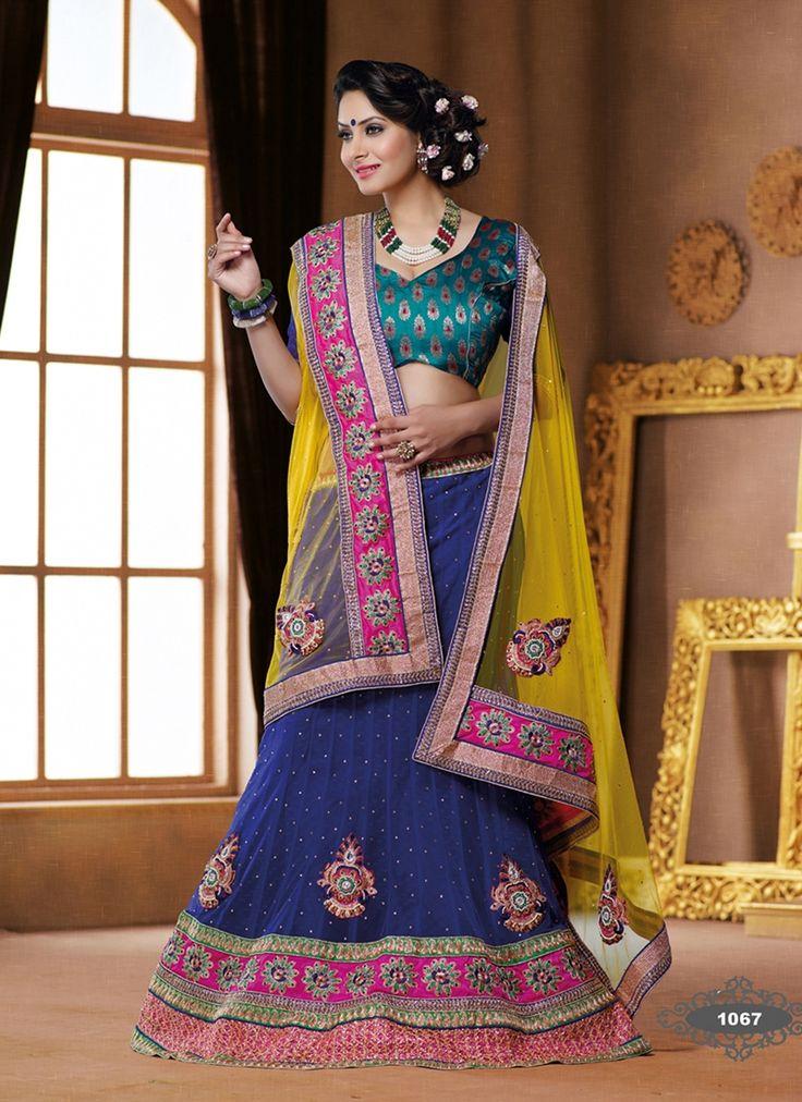 idyllic-stone-moti-work-royal-blue-net-wedding-wear-lahenga-choli-800x1100.jpg (800×1100)
