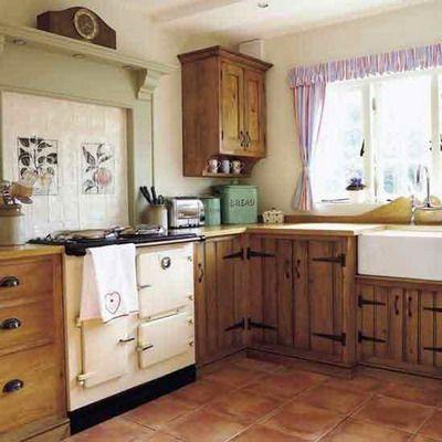 Fotos Cocinas Rusticas Blancas Old Farmhouse Kitchen