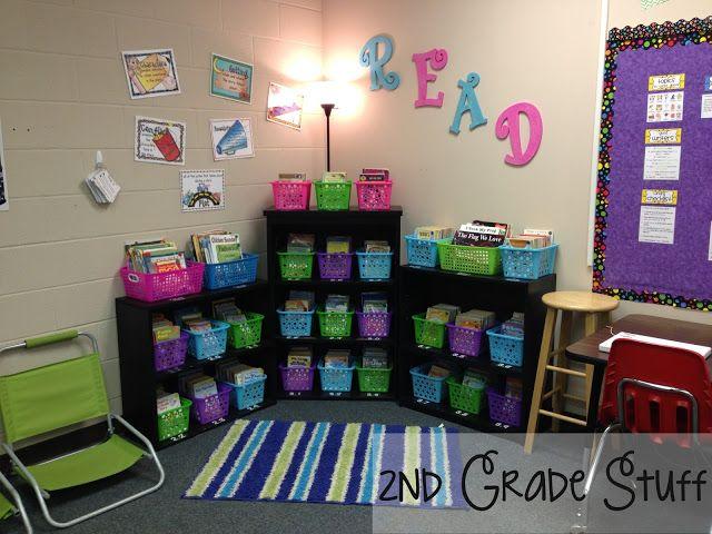 My Bright Classroom Library