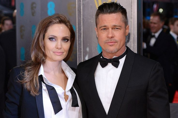 Angelina Jolie And Brad Pitt Trying To Find Their Emotional Balance In Post-Divorce World - She Turned 42 And Their Kids Wanted Him At The Birthday Party #AngelinaJolie, #BradPitt celebrityinsider.org #Hollywood #celebrityinsider #celebrities #celebrity #celebritynews