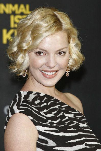 Katherine Heigl Short Curls