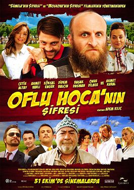 Oflu Hoca'nın Şifresi 2014 - DVDRip XviD - Yerli Film