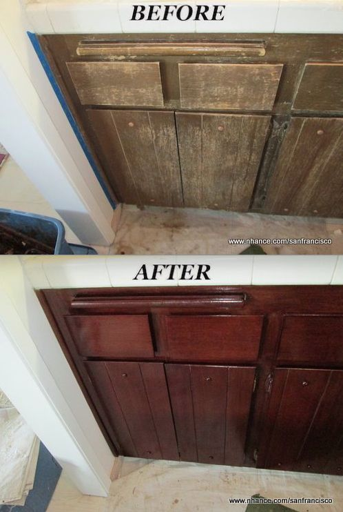 16 best Cabinet Refinishing images on Pinterest