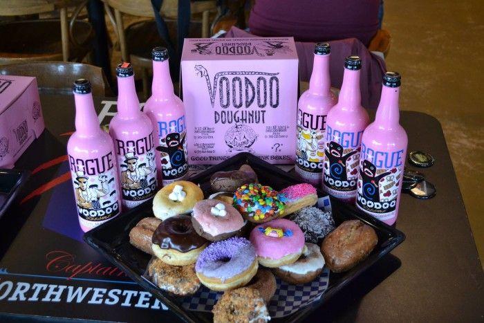 These famous Colorado doughnuts can entice anyone to get-up-and-go! Nutella, bacon, pretzel renditions...oh my! #colorado #doughnuts #BarringtonGrp