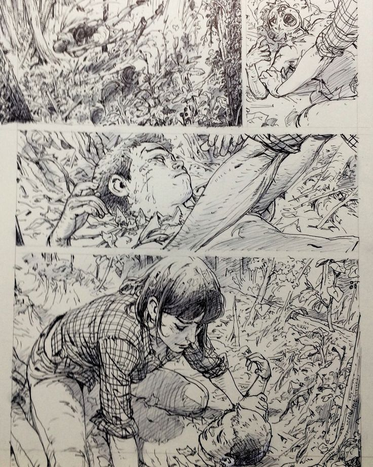 Mother Woman page 8 #kimjunggi
