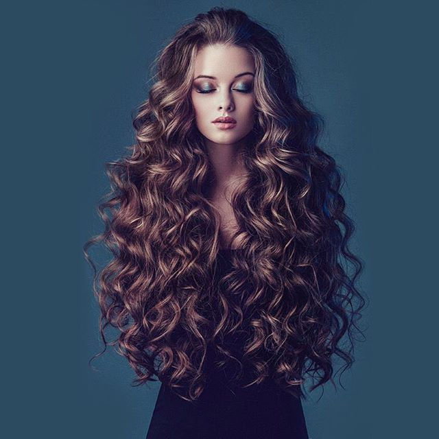 Amazing Art-Hair-Beauty!  Under the help of hair extensions @kinghaircom #arts #beauty #hairstyes #hairextensions