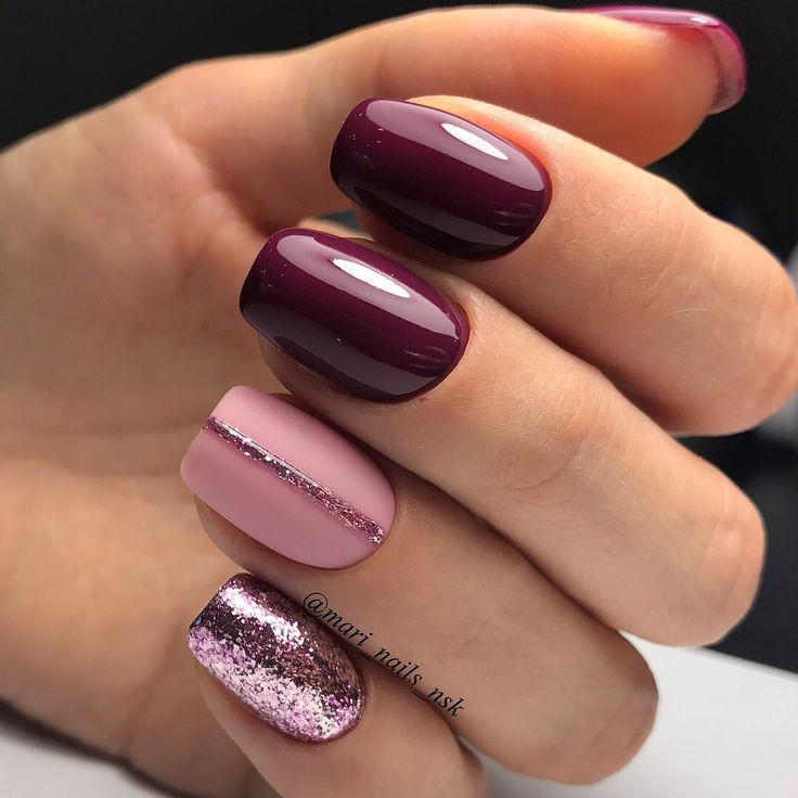Best 10+ Purple toe nails ideas on Pinterest | Purple toes ...