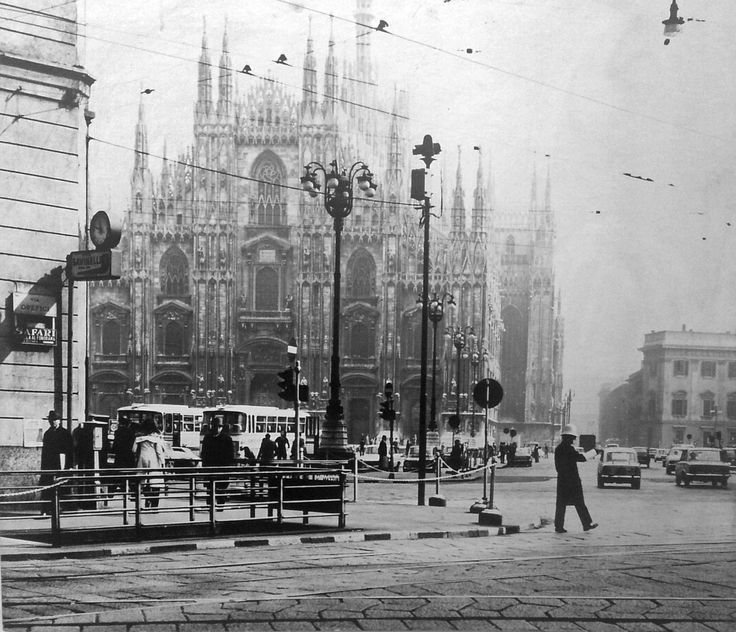 M<3 piazza del Duomo | Milan