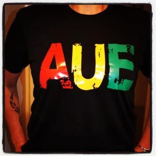 AUE - Designed for the Regan Perry collection.